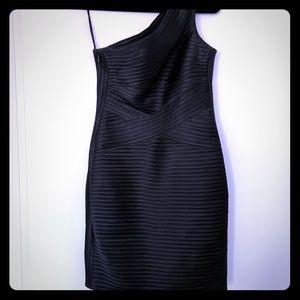 BCBG black dress in size 6